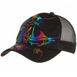 Black Marlin Hat