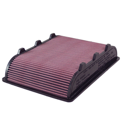 High-Performance Air Filter Element for Caterpillar 3208TA Engines