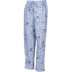 Billfish Plaid Dorm Pants