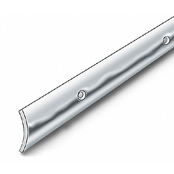 TACO Stainless-Steel Rub Rail, End, 1H x 12L; Requires#8 Screws Sale $25.99 SKU: 110223 ID# S11-2001P12 UPC# 630838004330 :