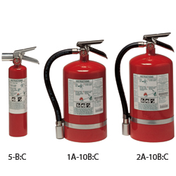 Halotron I Fire Extinguisher Systems