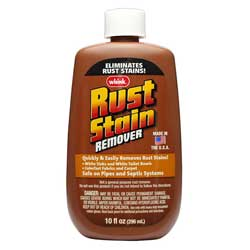 Rust Stain Remover, 10 oz.