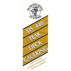 SIS-440 Teak Deck Caulking