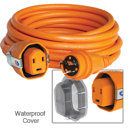 30Amp Dual Configuration Cord Sets