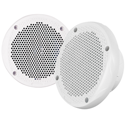 "MS-FR6520 6 1/2"" 2-Way Economy Marine Speakers"