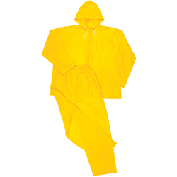 Lightweight 3-Piece Rain Suit