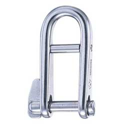 High-Resistance Stainless Steel Key Pin Shackles