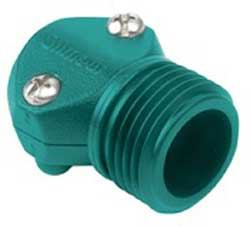 "Male Coupling For 7/16"", 1/2"" & 9/16"" Hose"