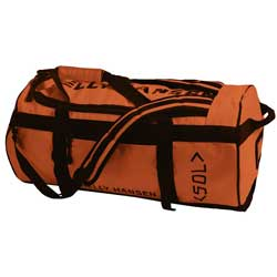 Spray Duffel Bag 50L, Orange