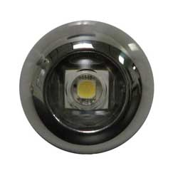 Stainless Steel LED Accent Light, Blue