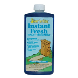 Instant Fresh Toilet Treatment