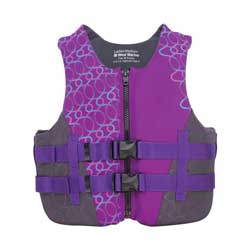 Women's Deluxe Rapid Dry Watersports Life Jackets
