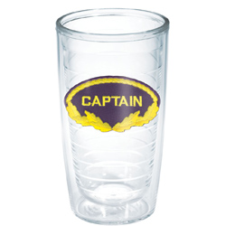 Captain Tumbler, 16oz.