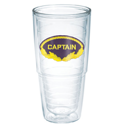 Captain Big-T Tumbler, 24oz.