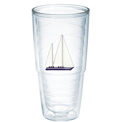 Blue Sailboat Big-T 24 oz. Tumbler
