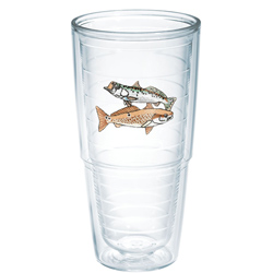 Guy Harvey Redfish Big-T 24 oz. Tumbler
