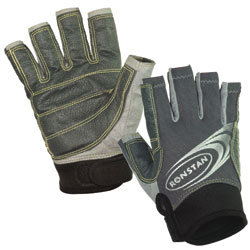 3/4-Finger Sticky Race Gloves