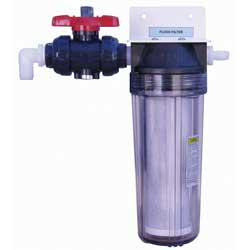 Fresh Water Flush Kit, Auto, STW/SPW/etc, 120 V