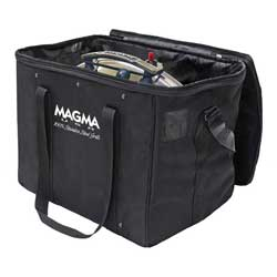 "Padded Grill Carry Case, Marine Kettle Style Grills up to 17""dia."