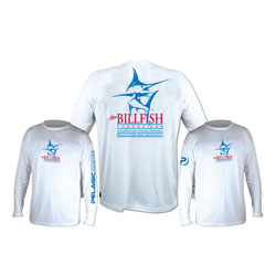 Men's Aquatek Billfish Foundation Long-Sleeve Tee