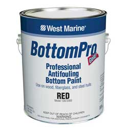 Bottom Pro Gold Bottom Paint, Gallon