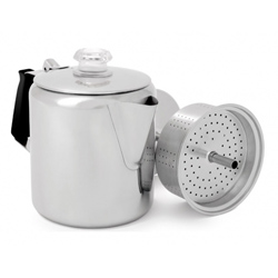 Glacier Stainless 6 Cup Percolator