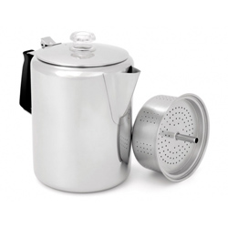 Glacier Stainless 12 Cup Percolator
