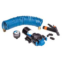 Hot Shot 5 Washdown Pump Kit, 5GPM Pump