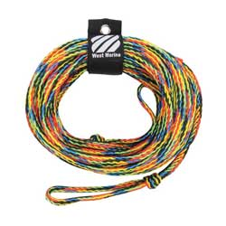 60' Towables Tow Rope, 1-2 Rider
