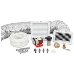 EnviroComfort Installation Kits, Air Conditioner Kits