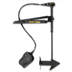 "Edge 55 Freshwater Bow-Mount Trolling Motor, 55lb. Thrust, 52"" Shaft, 12V, with Foot Pedal"