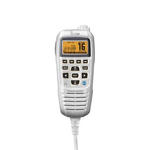 CommandMic IV, White