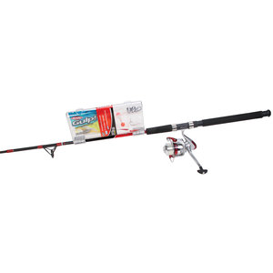 Catch More Fish Striper Spinning Combo, 7' Rod