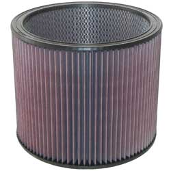 "AIRSEP® Diesel Air Filter, Straight Filter Element, 12"" x 10"""
