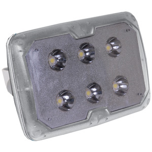 Marine-Grade LED Spreader Light with Adjustable Tilt Mount