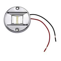 Round Flush-Mount LED Stern Light