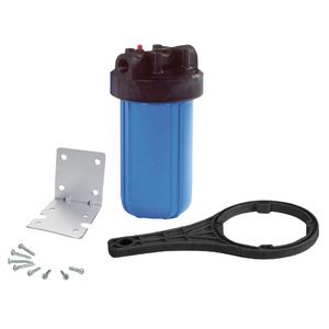 Plastic Water Filter Housing Kit