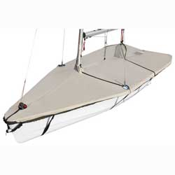 Hull & Deck Cover, Vanguard 15 Deck