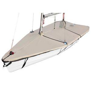Bahia Deck Cover, Mast Up