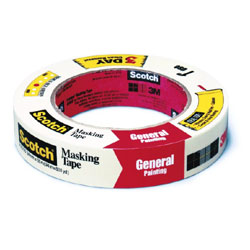 Scotch General Painting Masking Tape #2050 - 3/4""