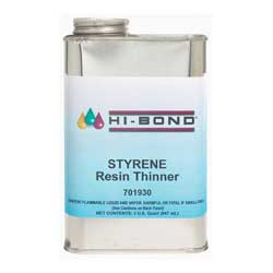 Reducer-Resin Styrene, Quart