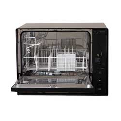 Westland Vesta Space-Saving AC Dishwashwer, Countertop