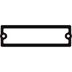 Reed Gasket Replaces Yamaha 60V-13621-A0