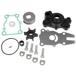 Water Pump Kit with Housing, Yamaha