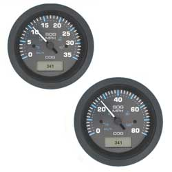 Vector Series GPS Speedometers