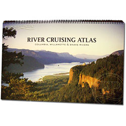 Evergreen Pacific River Cruising Atlas: Columbia, Snake, Willamette