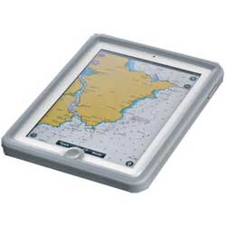 iPad2 Waterproof Case, Gray