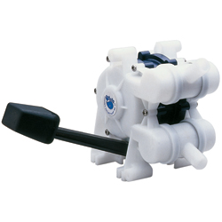 Gusher MKIII Cabinet-Mount Galley Foot Pump