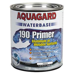 190 Waterbase Primer, Quart