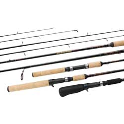 Sweepfire Spinning Rod, Medium Heavy Power, 6-14lb. Line Class, 6'6""